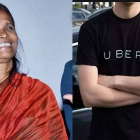 Uber Driver Vinod Ranu Mondal