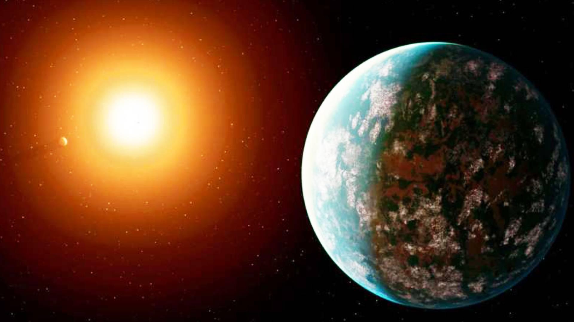 K2 18b Planet