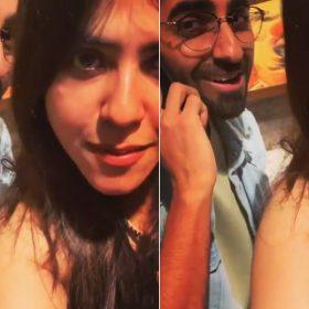 आयुष्मान खुराना के जन्मदिन पर एकता कपूर ने शेयर किया ये वीडियो (फोटो-इंस्टाग्राम)
