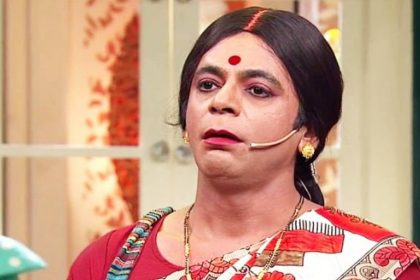 सुनील ग्रोवर उर्फ गुत्थी 'द कपिल शर्मा शो' में (फोटो-यूट्यूब ग्रैब)