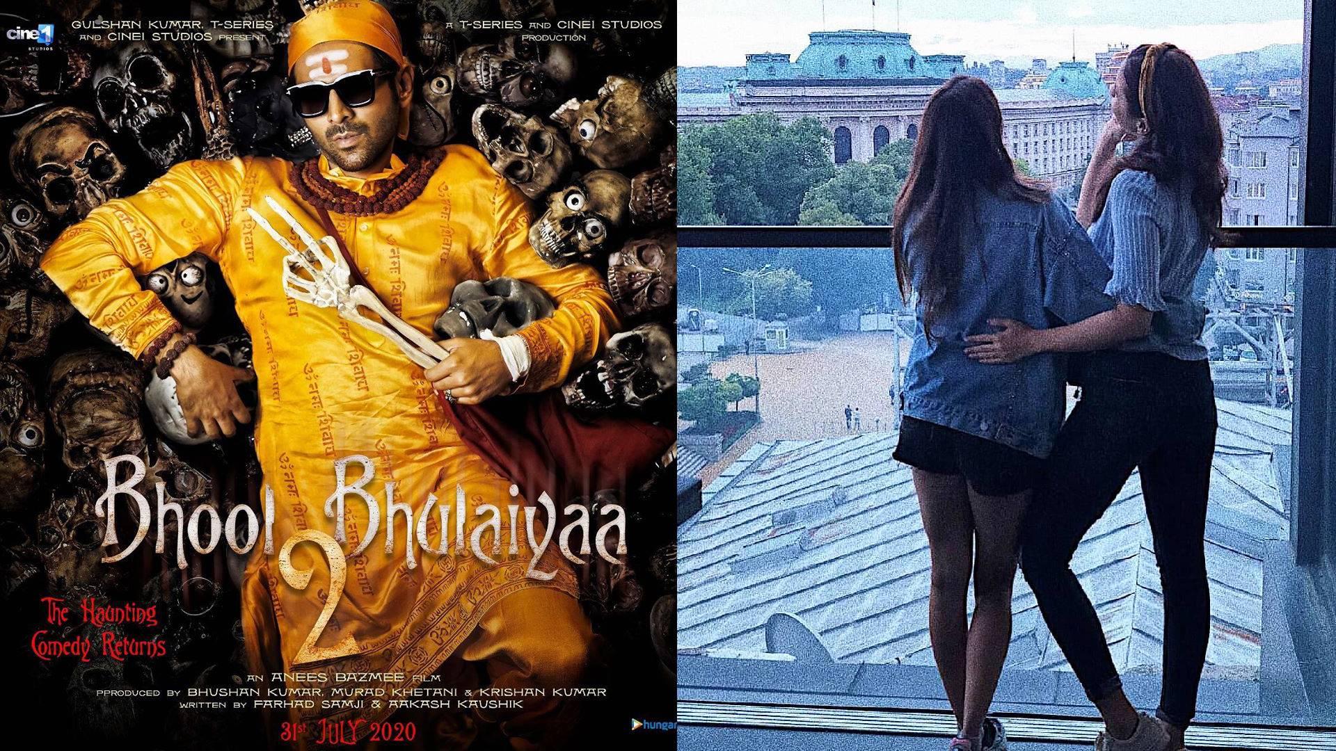 Bhool Bhulaiyaa 2: कार्तिक आर्यन को मिला इस हसीना का साथ, हॉरर कॉमेडी के बीच लगाएंगे रोमांस का तड़का