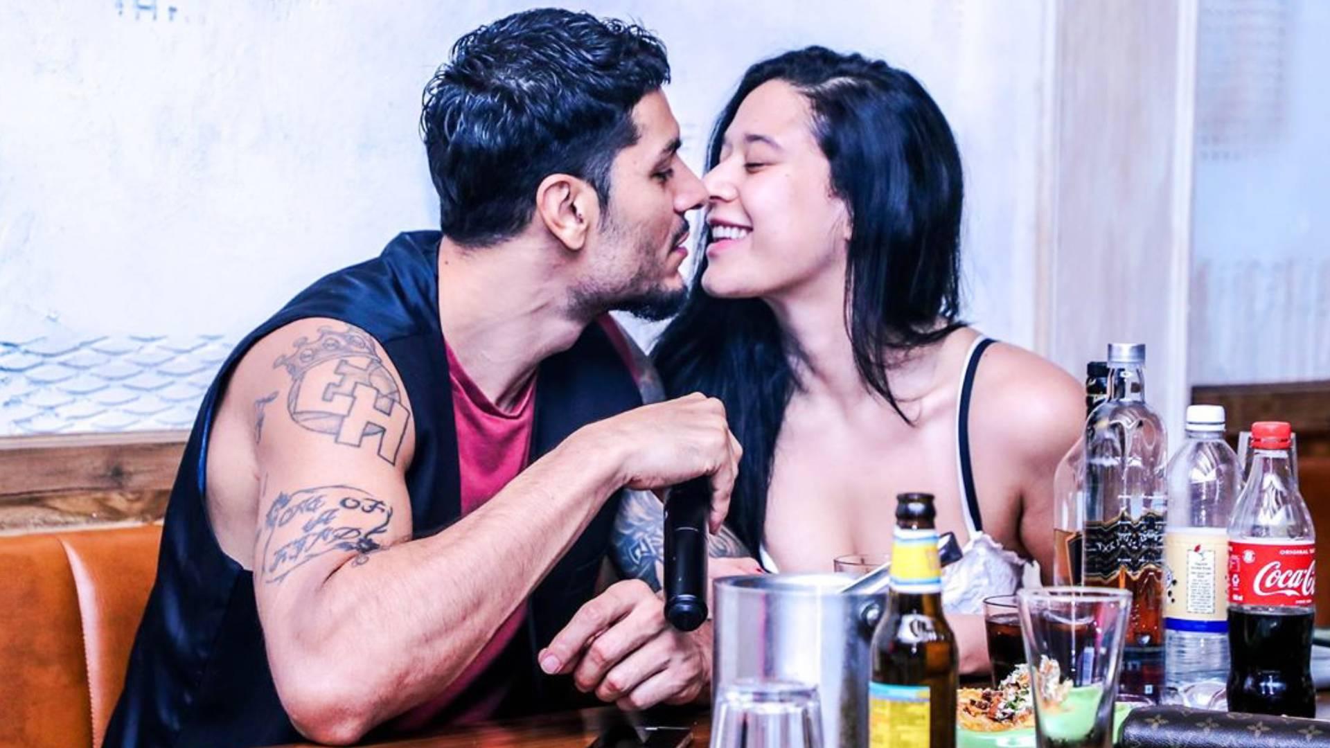 टाइगर श्रॉफ की बहन कृष्णा ने बिकिनी में बॉयफ्रेंड संग दिए पोज, सोशल मीडिया पर तस्वीरें वायरल