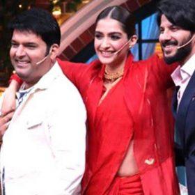 The Kapil Sharma Show Sonam Kapoor