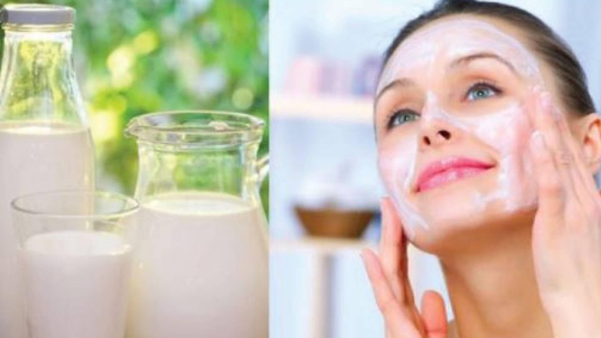 Skin Beauty Tips: मजूबत हड्डियां ही नहीं खूबसूरत त्वचा भी देता है दूध, एक चम्मच से ऐसे चमक जाएगा चेहरा