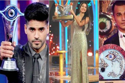 Bigg Boss All Season Winner List