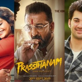 Pal Pal Dil Ke Paas, Prassthanam, The Zoya Factor Box Office Collection Day 1