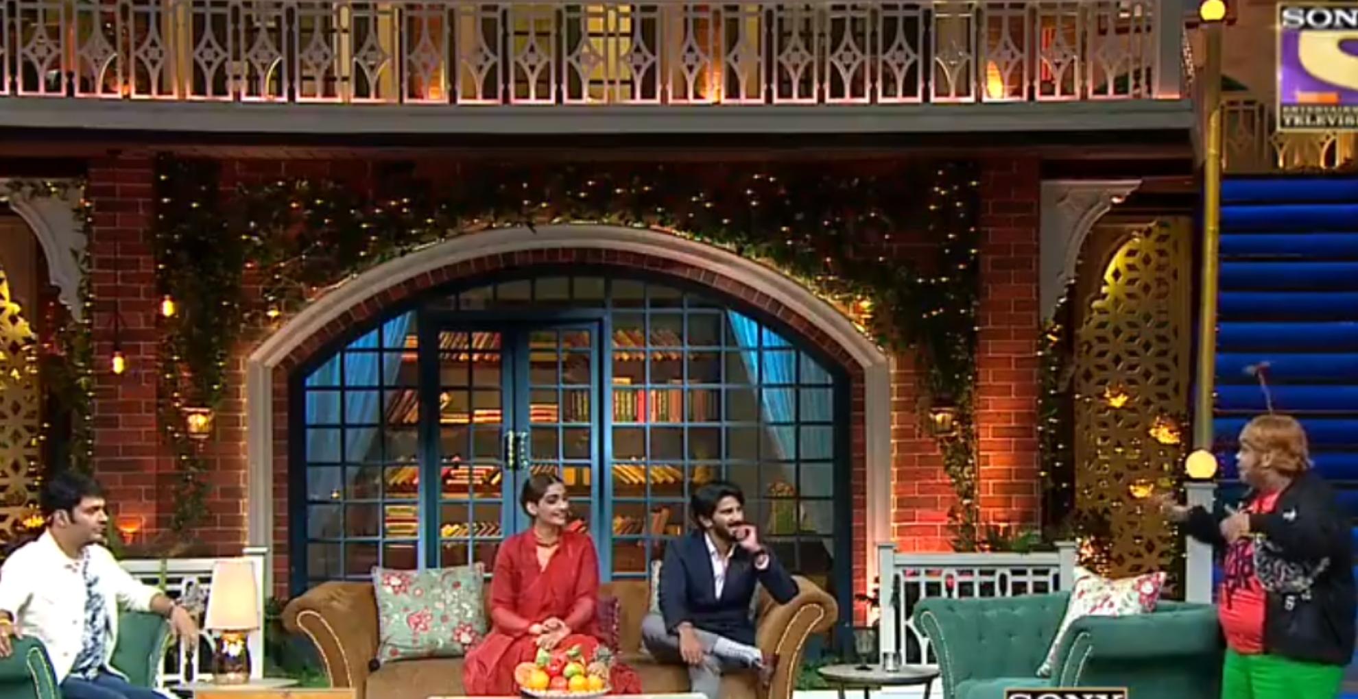 द कपिल शर्मा के शो पर पहुंचे सोनम कपूर-दुलकर सलमान, अच्छा यादव ने यूं लगाया हंसी का तड़का, देखिए प्रोमो