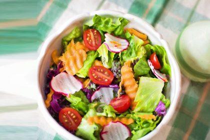 Salad Benefit