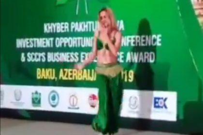 Pakistan Belly Dancer Video