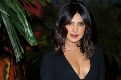 Priyanka Chopra Glamorous Bold Look