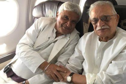 Javed Akhtar And Gulzar
