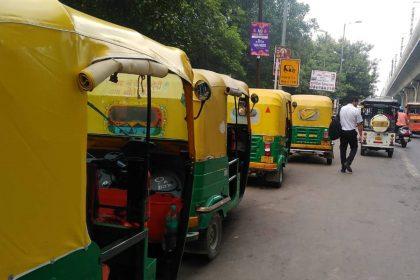 Transport Strike in Delhi NCR