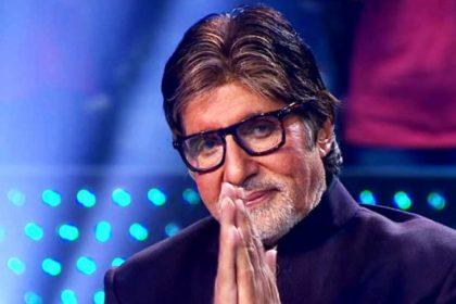 सदी के महानायक अमिताभ बच्चन (फोटो-ट्विटर)