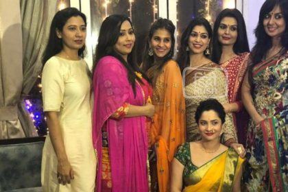 Ankita Lokhande Ganesh Chaturthi 2019