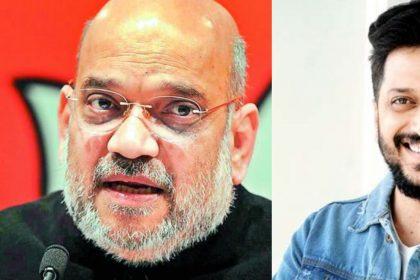 Amit Shah and Riteish Deshmukh