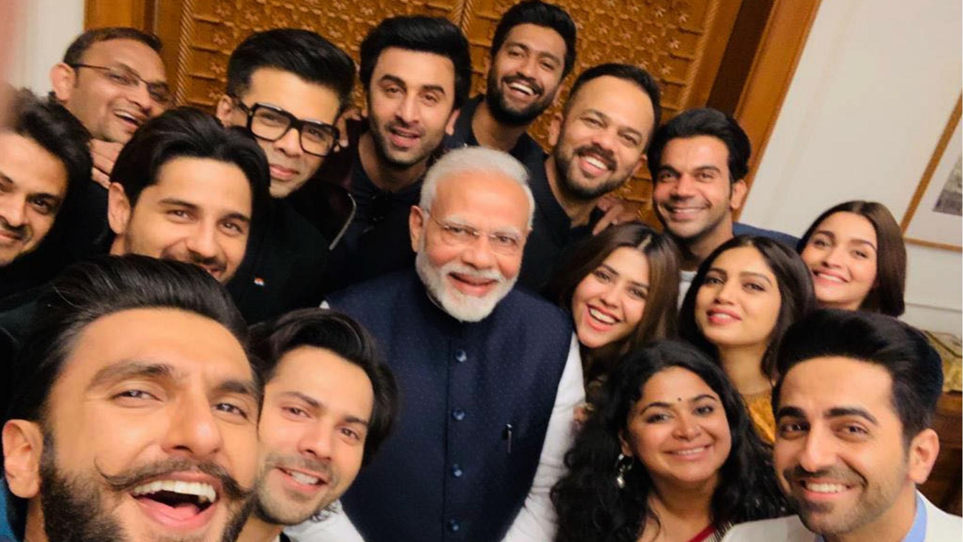 PM Narendra Modi Birthday: बॉलीवुड में भी बजता है पीएम नरेंद्र मोदी का डंका, बन चुकी हैं ये फिल्में-वेब सीरीज