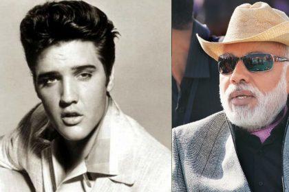 PM Narendra Modi, Elvis Presley, Donald Trump, Google