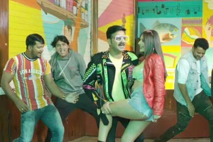 Pawan Singh hamar wala Dance (2)