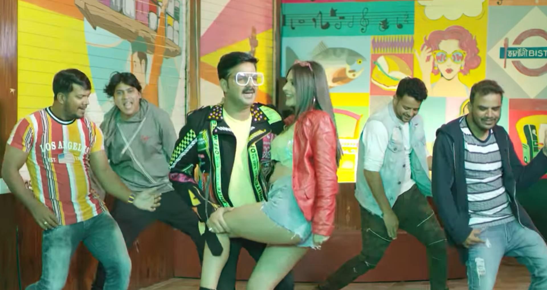 पवन सिंह का पहला भोजपुरी पॉप सॉन्ग लॉन्च, हमार वाला डांस पर नाचता दिखा इंडिया, देखिए ये धांसू गाना