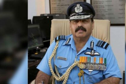 RKS Bhadauria, Indian Air Force chief
