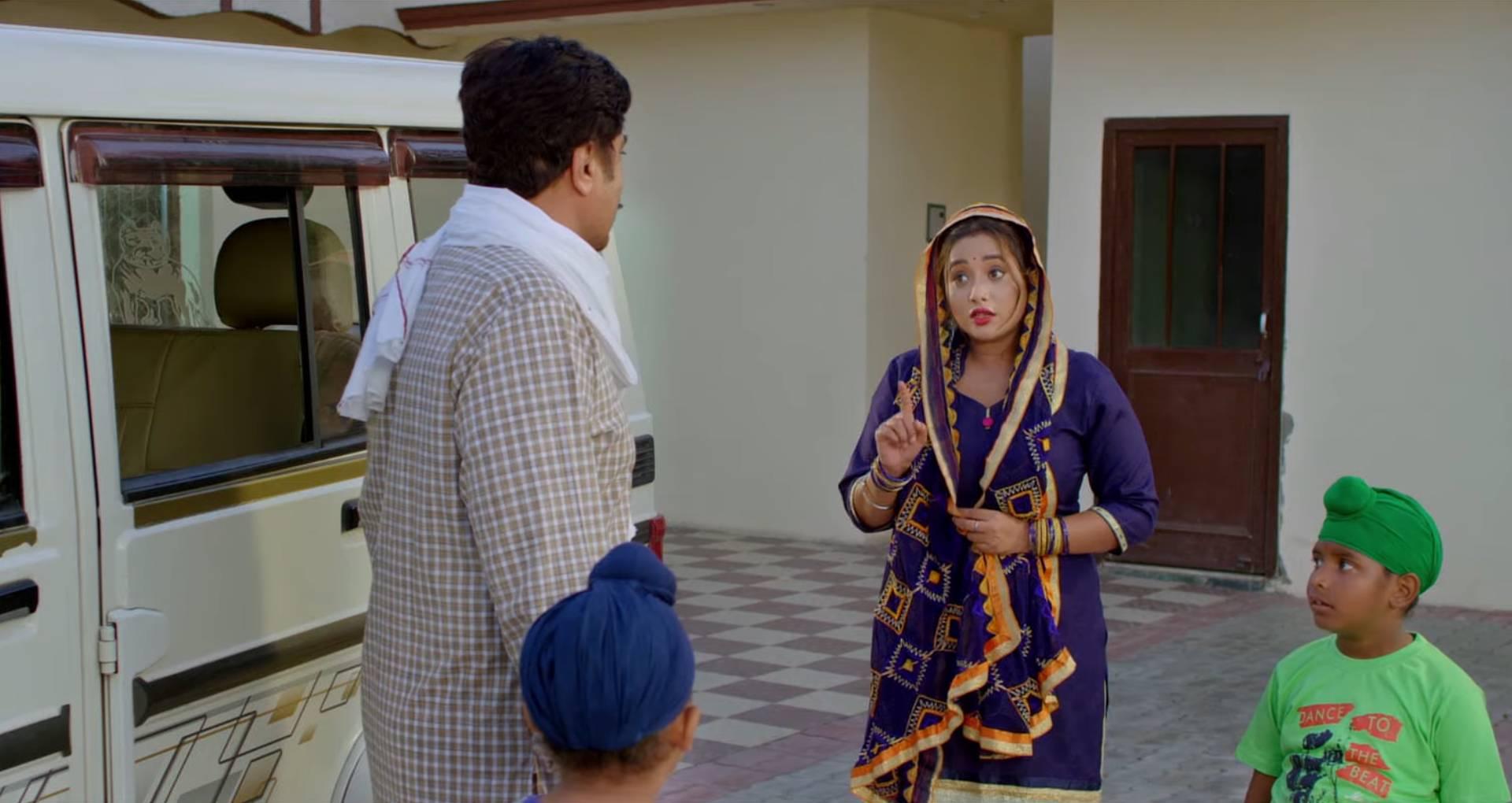 रानी चटर्जी की पहली पंजाबी फिल्म आसरा का ट्रेलर लॉन्च, पंजाब की इस बड़ी परेशानी से लड़ती दिखीं भोजपुरी क्वीन