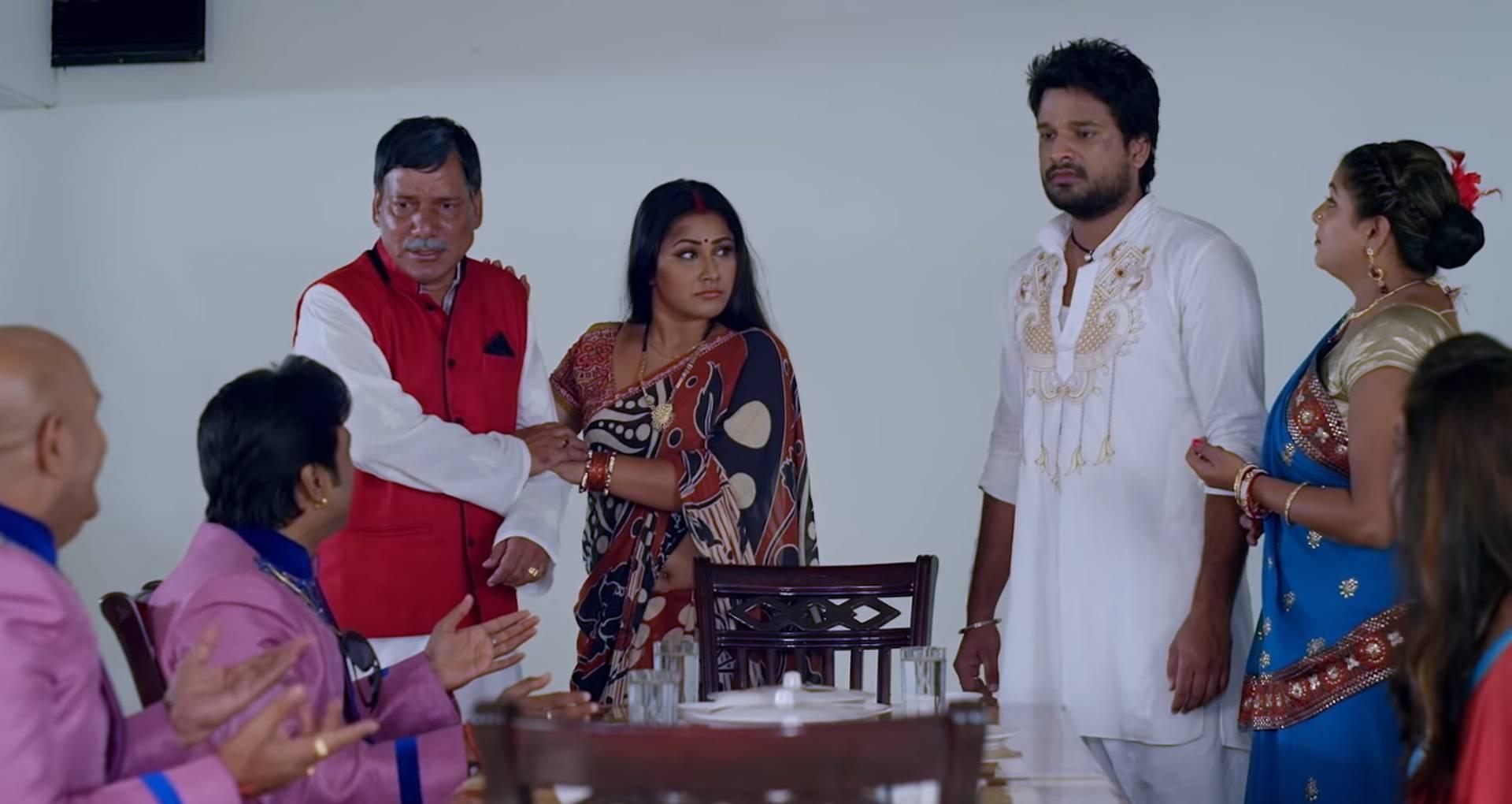 रितेश पांडे की फिल्म नाचे नागिन गली गली ने यूट्यूब पर मचाया धमाल, इतने कम समय में मिले 1 करोड़ से ज्यादा व्यूज