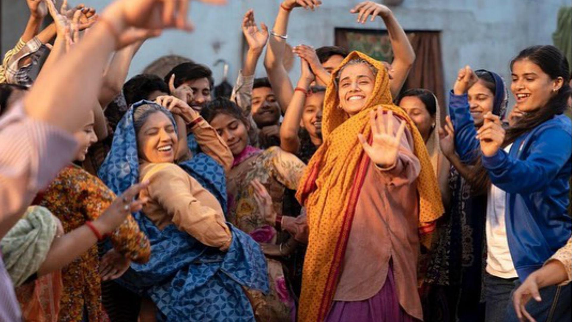 Saand Ki Aankh Trailer: फिल्म का ट्रेलर रिलीज, शूटर्स दादी के किरदार में खूब जंच रहीं तापसी पन्नू-भूमि पेडनेकर
