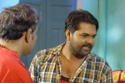 Samar Singh New Film Vinashak