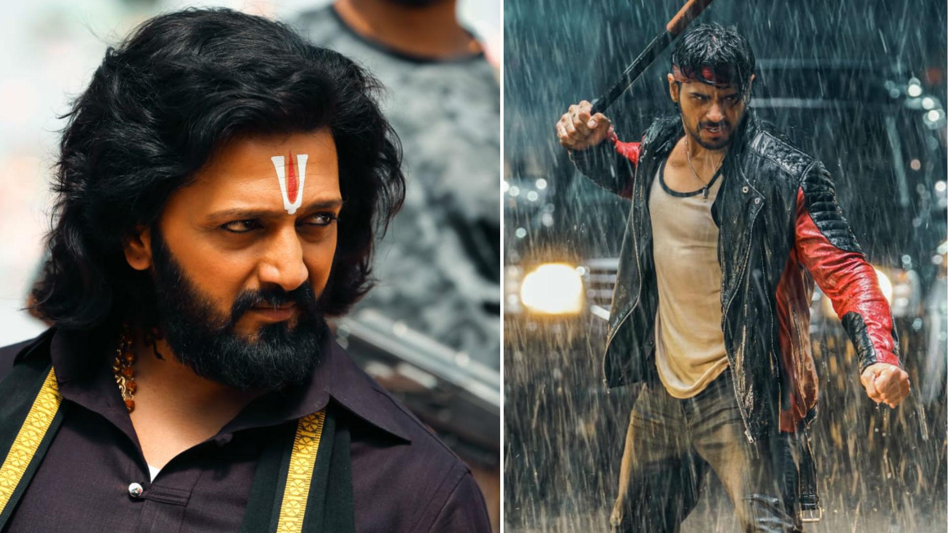 Marjaavaan Movie: सिद्धार्थ मल्होत्रा-रितेश देशमुख का नजर आया बेहद ही शानदार लुक, इस दिन रिलीज होगी मरजावां