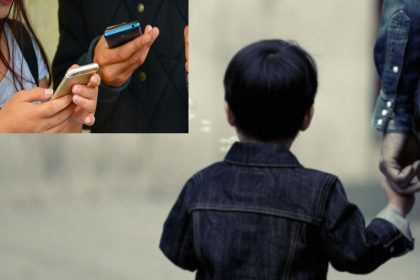 Smartphone use for Parenting giving negative impact to kids change your habits