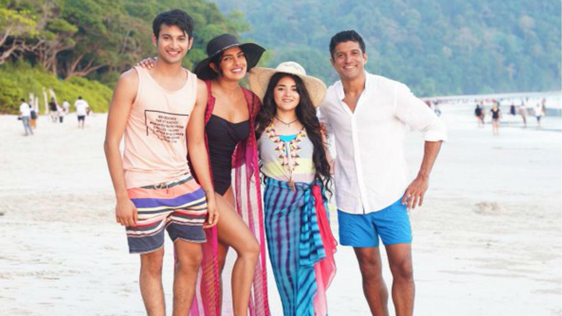 The Sky Is Pink: फिल्म के प्रीमियर के लिए टोरंटो रवाना हुईं प्रियंका चोपड़ा, क्या जाएंगी जायरा वसीम?