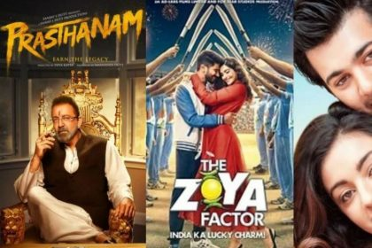 The Zoya Factor, Prassthanam, Pal Pal Dil Ke Paas, Downton Abbey
