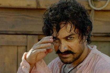 Thugs Of Hindostan Aamir Khan