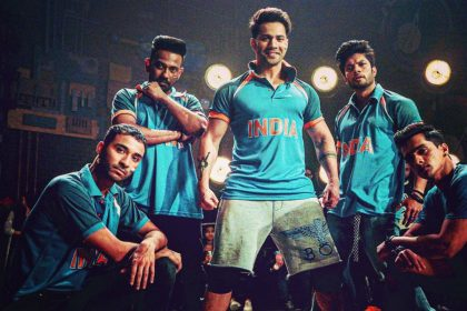 Varun Dhawan Street Dancer 3D Movie