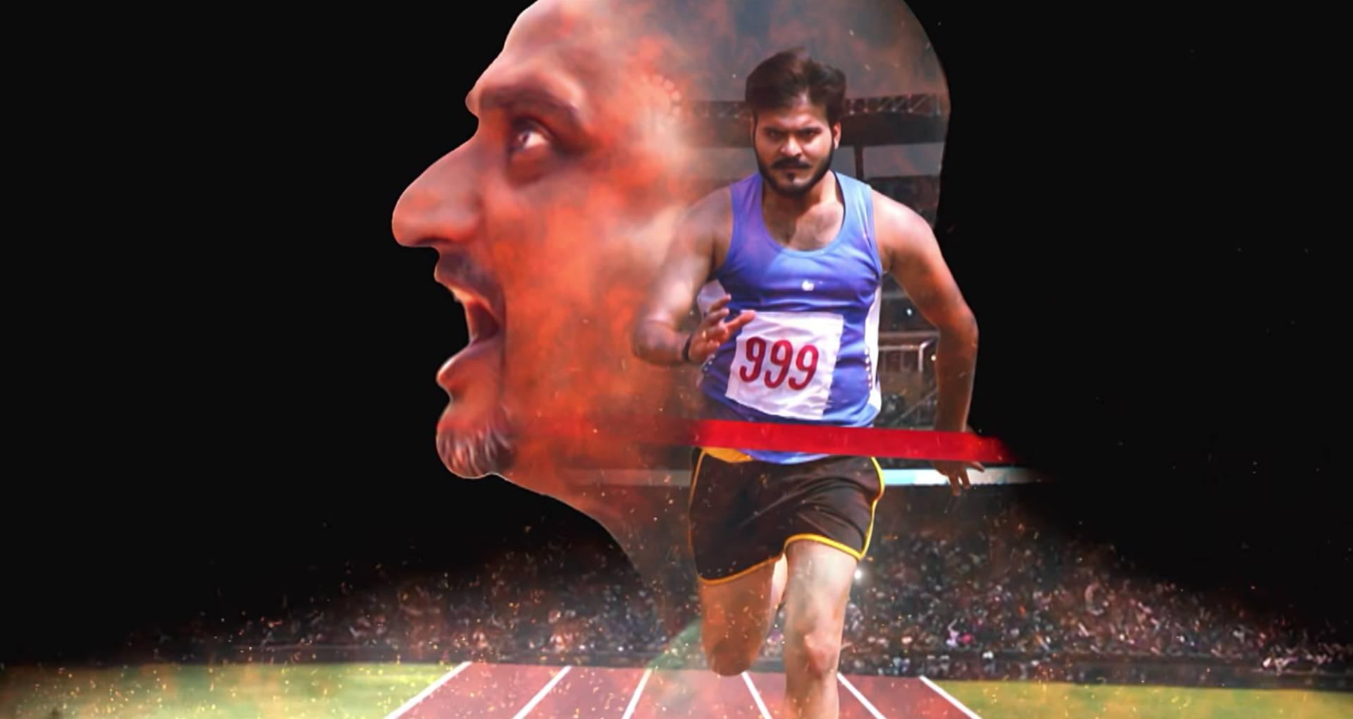 भोजपुरी फिल्म विजेता का दमदार टीजर लॉन्च, फ्लाइंग सिख मिल्खा सिंह की तरह रेस लगाते दिखे अरविंद अकेला कल्लू