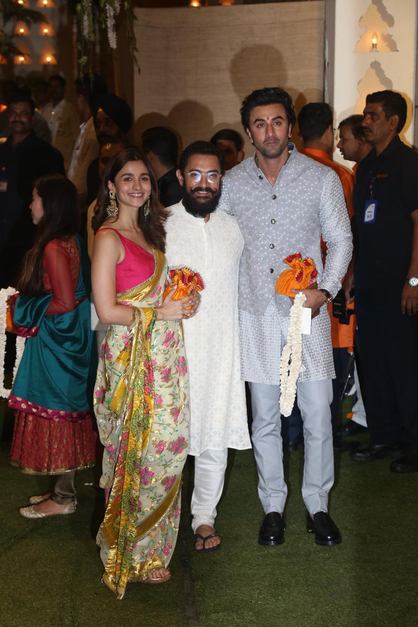 Alia Bhatt and Ranbir Kapoor 2