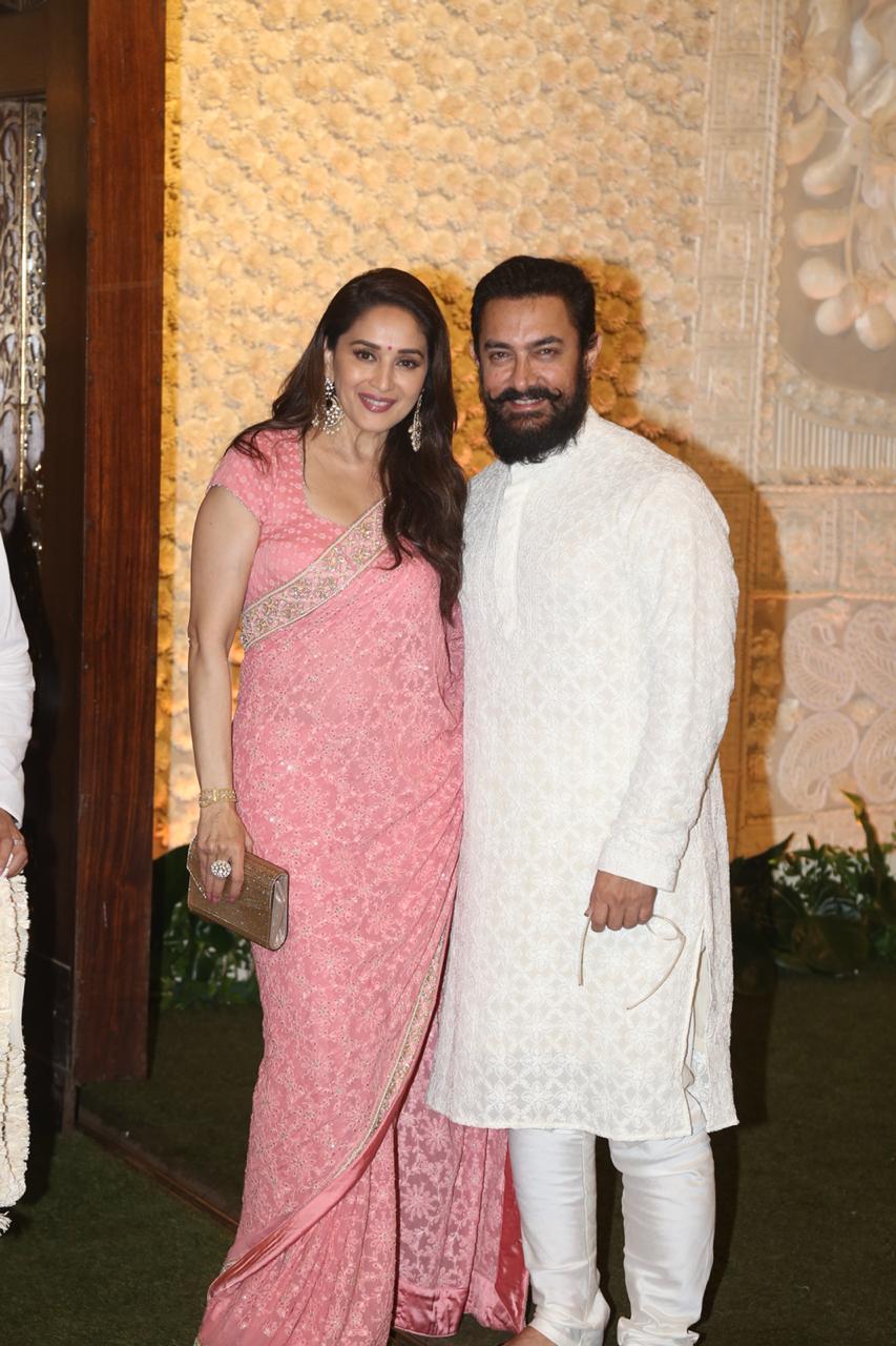 Madhuri Dixit Aamir Khan