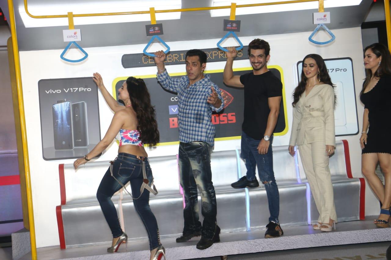 Salman Khan Bigg Boss 13 Colors TV
