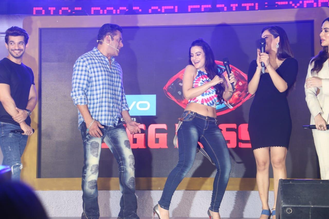 Salman Khan Amisha Patel