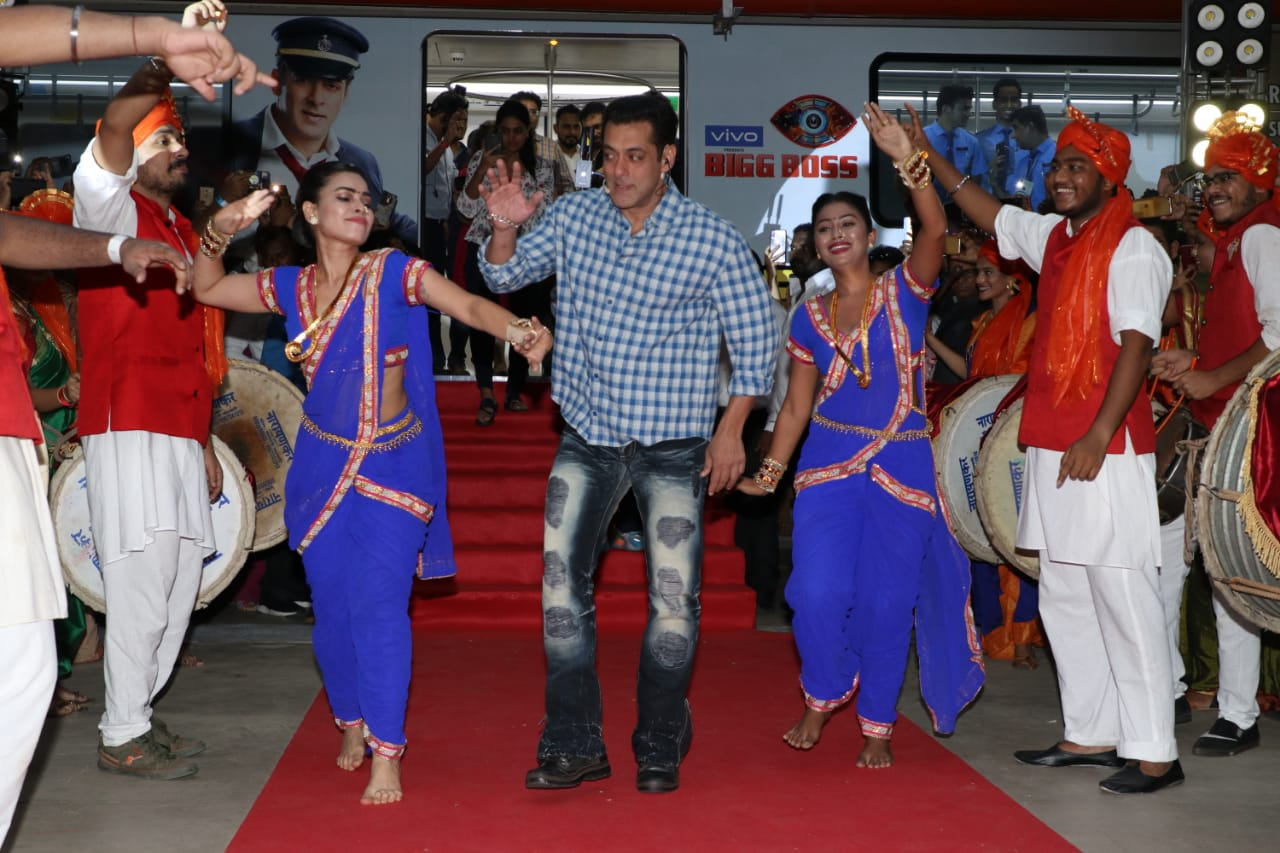 Salman Khan Dance