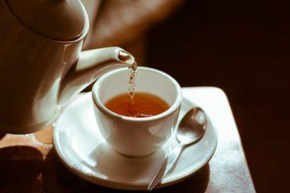 bloating, gas, herbal tea