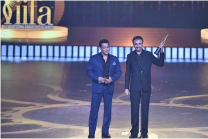 IIFA Award 2019: राजकुमार हिरानी को इस फिल्म के लिए मिला बेस्ट डायरेक्टर इन द लास्ट 20 इयर्स अवार्ड