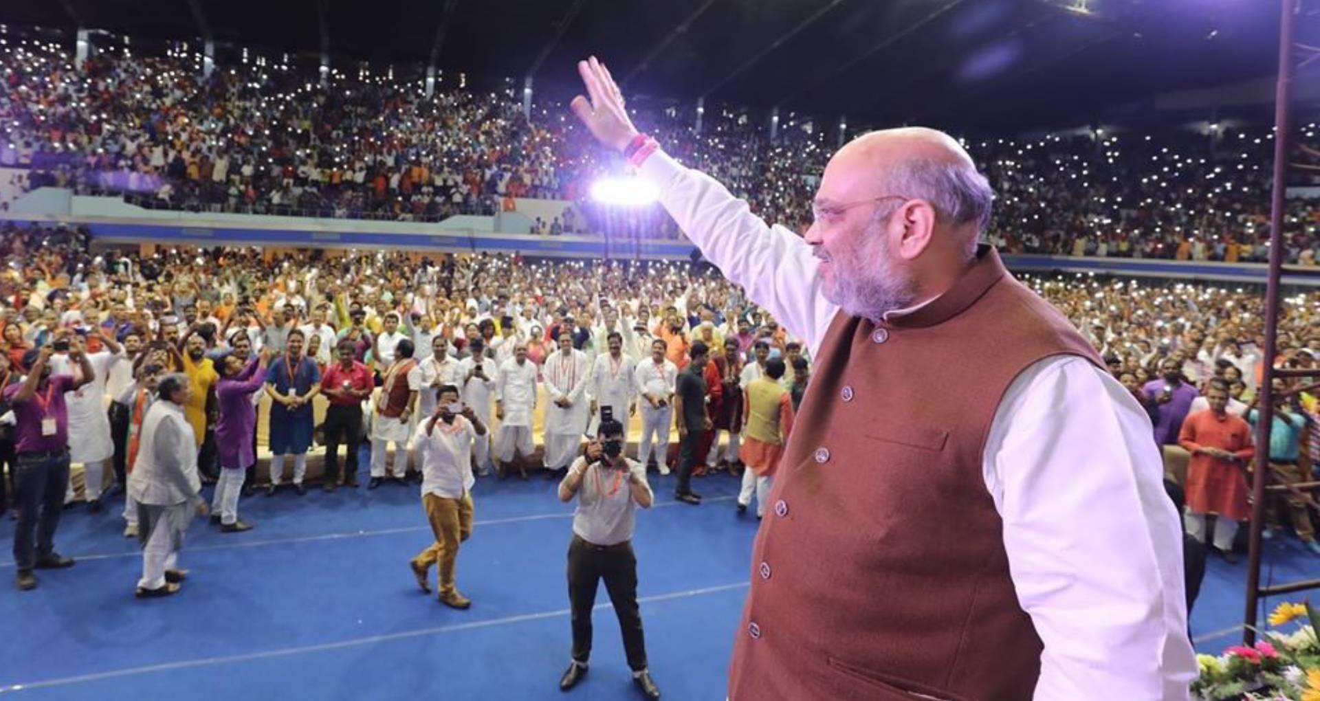 Amit Shah Birthday: इस आंदोलन के पितामह कहलाते हैं अमित शाह, यहां जानिए बीजेपी अध्यक्ष के अनसुने किस्से