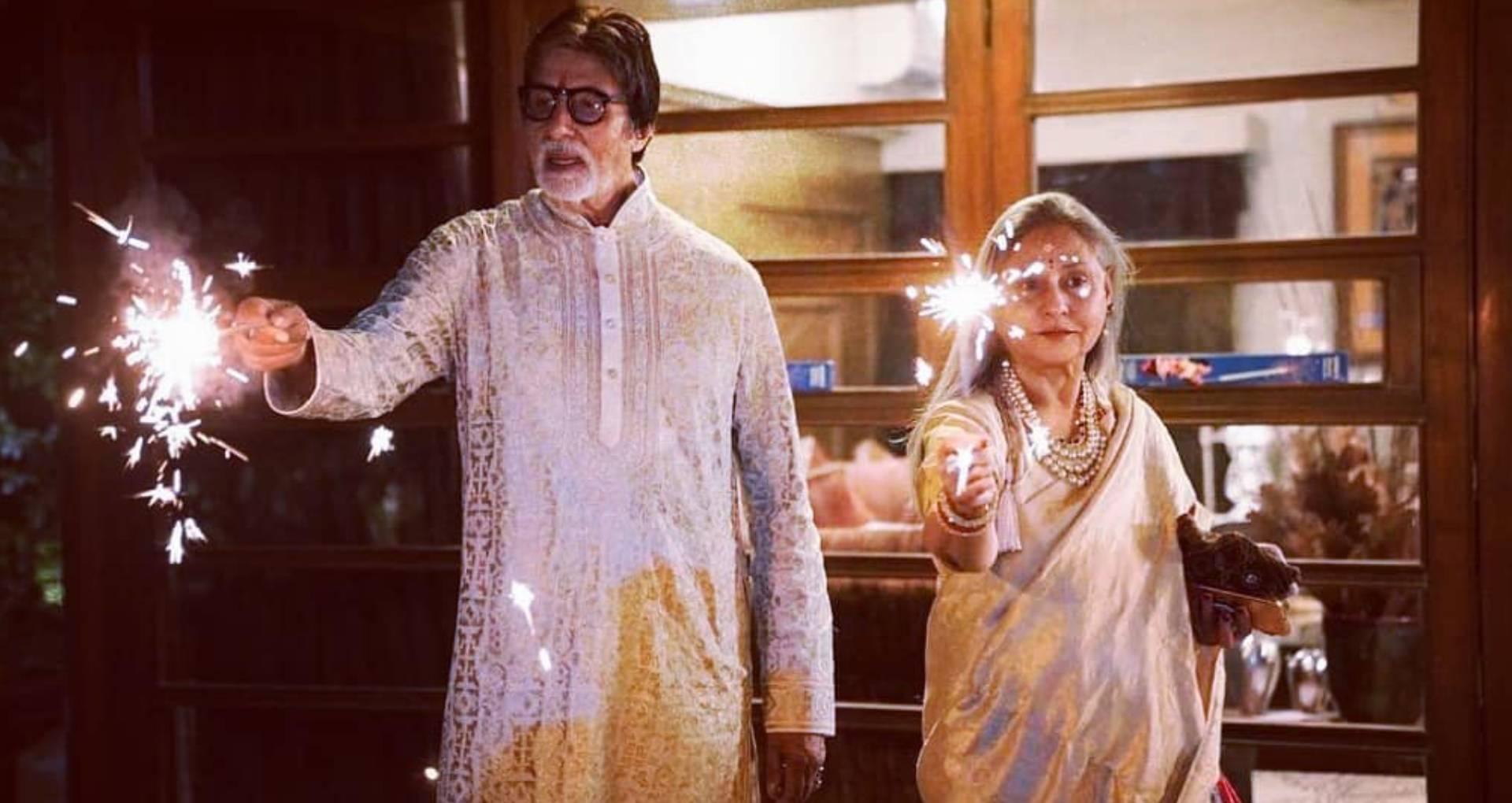 Diwali 2019: अमिताभ बच्चन ने दी दीवाली की ग्रैंड पार्टी, खेल जगत से लेकर बॉलीवुड की इन हस्तियों ने की शिरकत