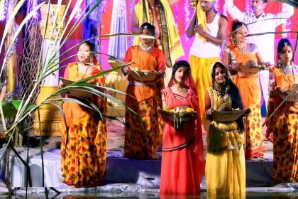 Anjali Bhardwaj Chhath Geet