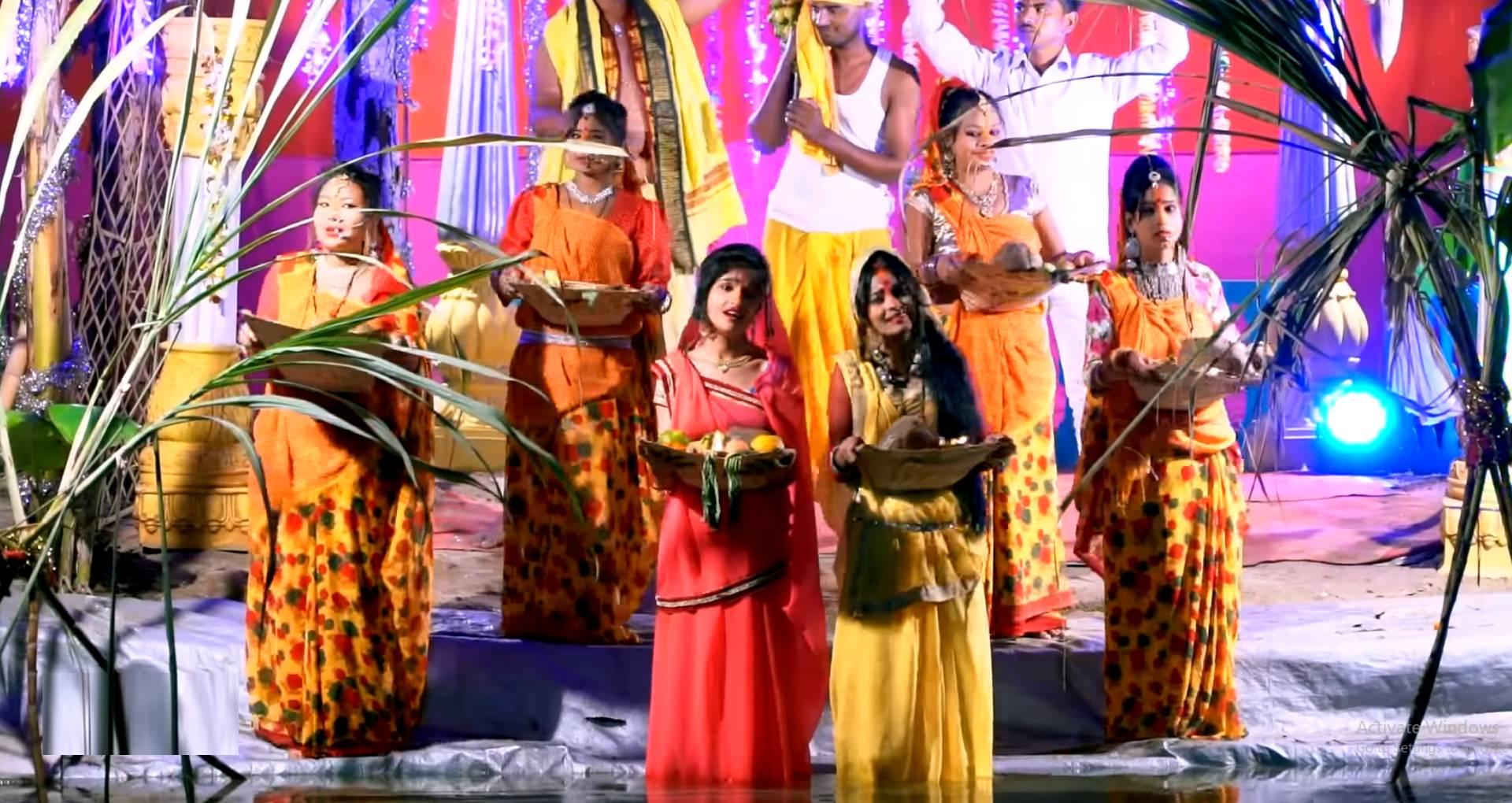 Chhath Puja 2019 Geet: भोजपुरी सिंगर अंजलि भारद्वाज का नया छठ गीत लॉन्च, देखिए ये भक्तिमय गाना