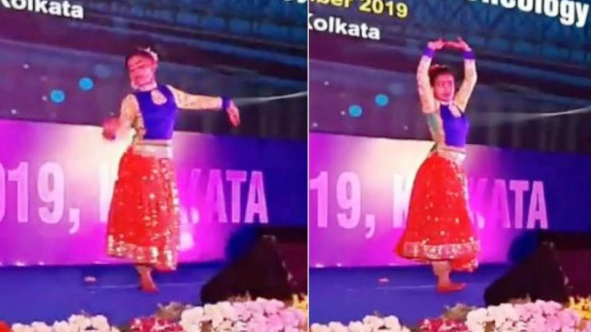 Viral Video: कैंसर ने छीना एक पैर, फिर भी कम नहीं हुआ हौसला, विद्या बालन के गाने पर थिरकी 11 साल की अंजलि