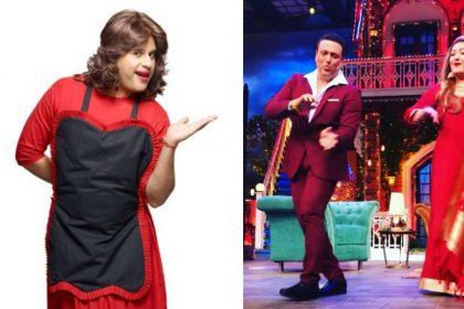 Govinda came The Kapil Sharma Show with wife Sunita Ahuja Krushna Abhishek being barred