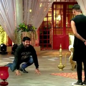 Housefull 4 Akshay Kumar The Kapil Sharma Show Archana Puran Singh shares video