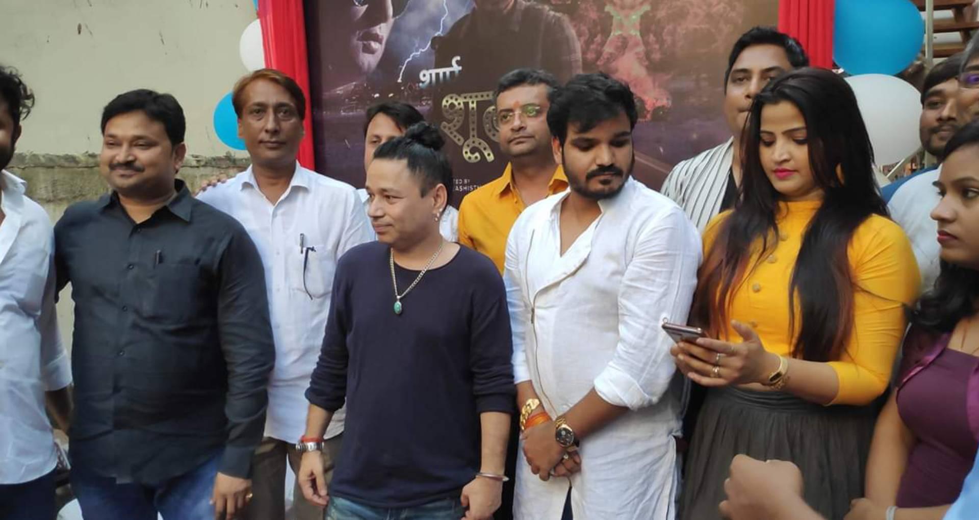 कैलाश खेर ने भोजपुरी फिल्म शार्प शूटर के लिए रिकॉर्ड किया सॉन्ग, एक्टर रूपेश आर बाबू ने ऐसे जाताया आभार